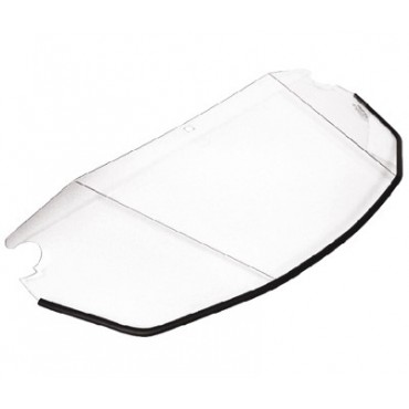 Visor de acetato anti-vaho de 203 mm para DC-Guard